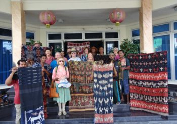 Sumba and Flores Textiles