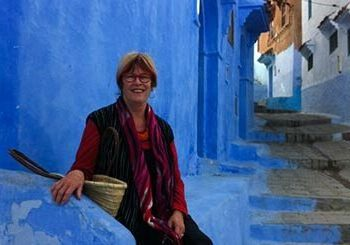 A Different Morocco with Sue Buckle 2020. Book now