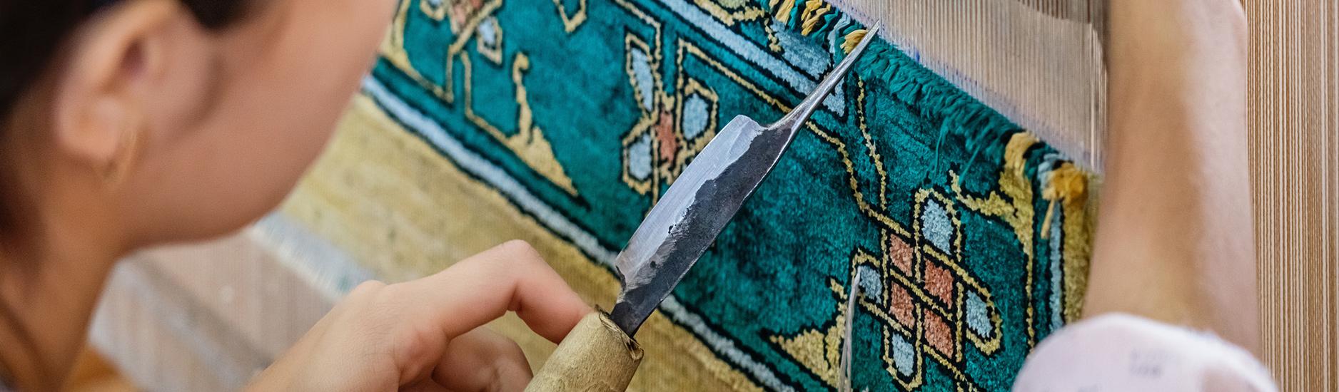 Textiles, Arts of Uzbekistan
