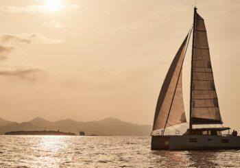 Whitsundays by Skippered Deluxe Catamaran
